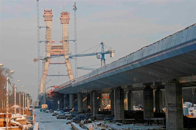 pont autoroutier en pologne R10