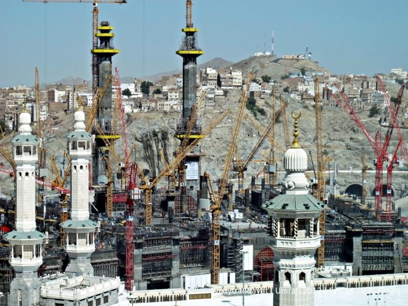 extension mosquée arabie saoudite Umrah210