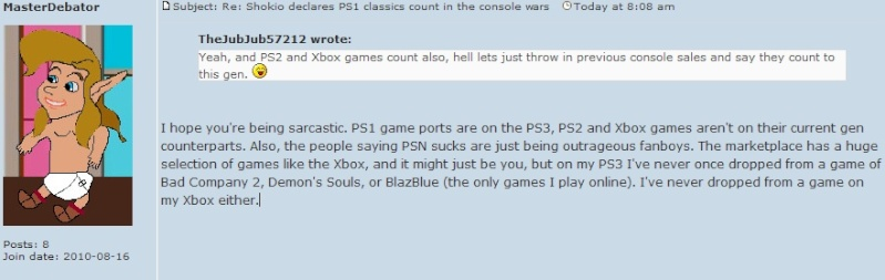 Let me present... The guy who owned the XBOX republic Xxd_bm10