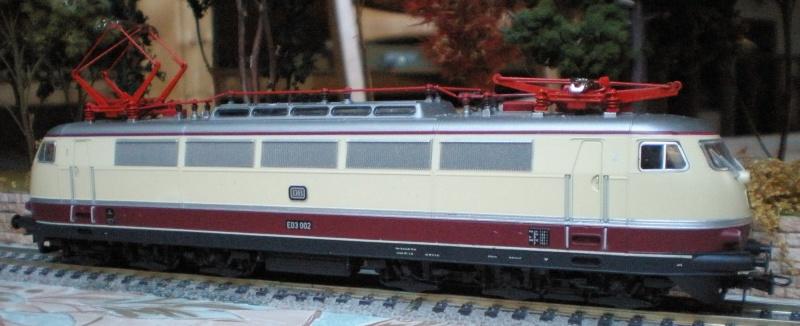 E 03/103 in Spur HO E03_110