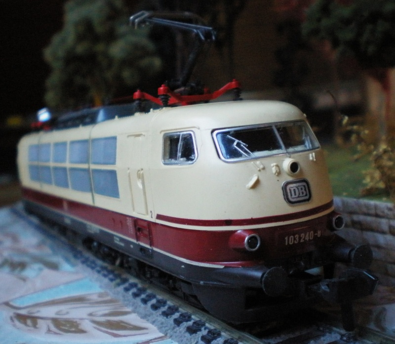E 03/103 in Spur HO E03_610