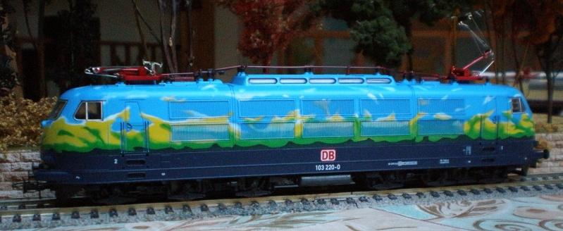 E 03/103 in Spur HO E03_710