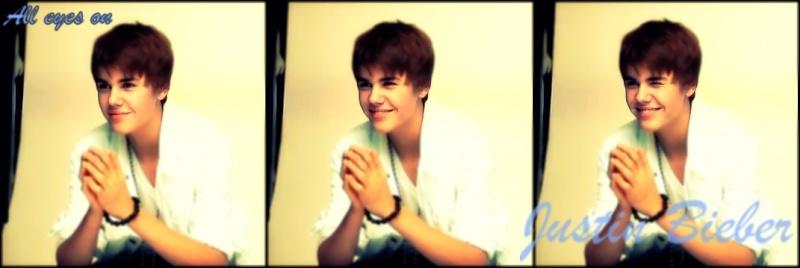 Nicht gerade frisch neu - Aber mal ein nettes Hallo an alle Bieber-Fans! =) Wa1a11