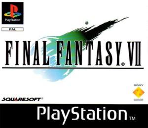 Final Fantasy VII Fif7ps10