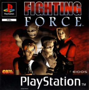 Fighting Force Fighti10