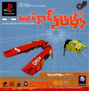 WipEout 2097 Wi97ps10
