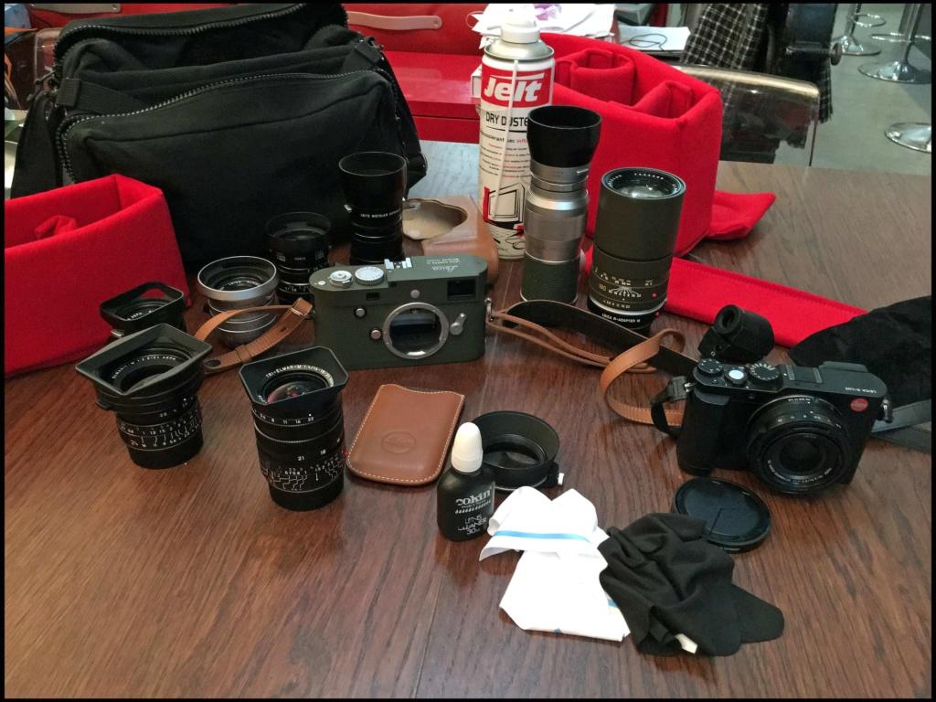 Achat d'un appareil photo reflex M100-210