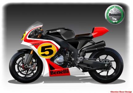 bécanes originales Benell10