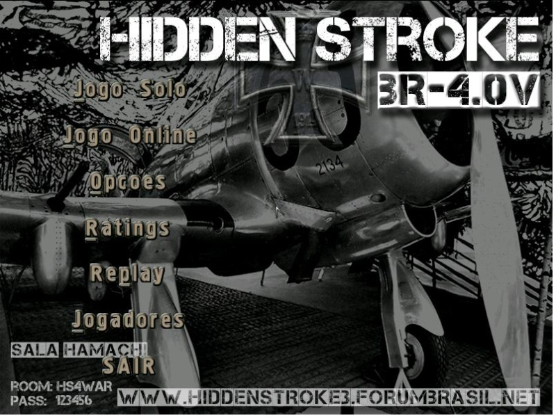 Hidden Stroke 4 v.BR  (  Trabalho em andamento ) Aprova10