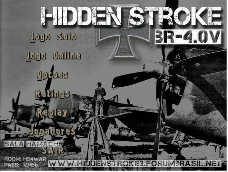 Hidden Stroke 4 v.BR  (  Trabalho em andamento ) Aprova11