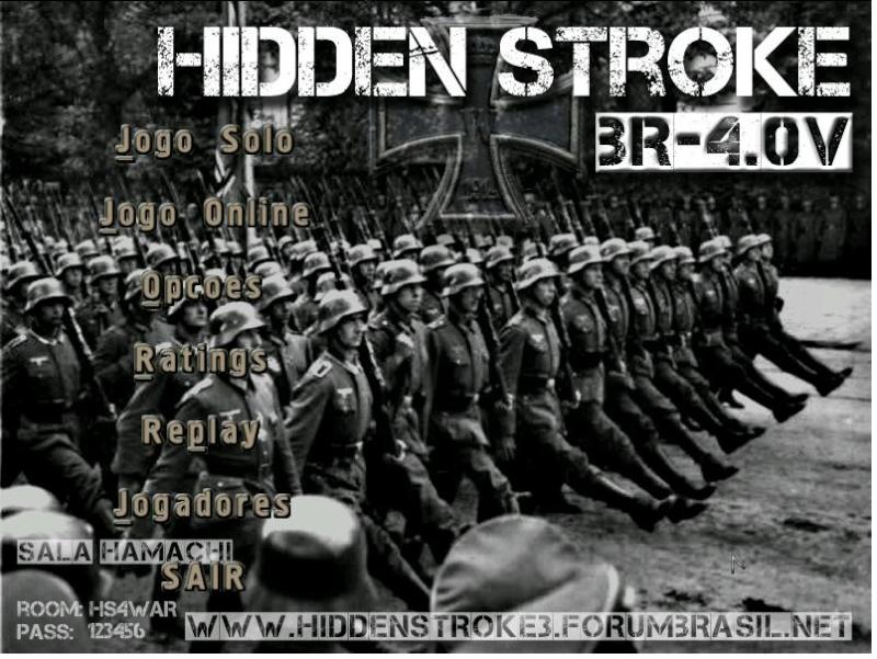 Hidden Stroke 4 v.BR  (  Trabalho em andamento ) Aprova12