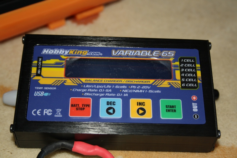 "SETTINGS Balance Charger/Discharger,""Variable 6S"" from HOBY KING 78940410"
