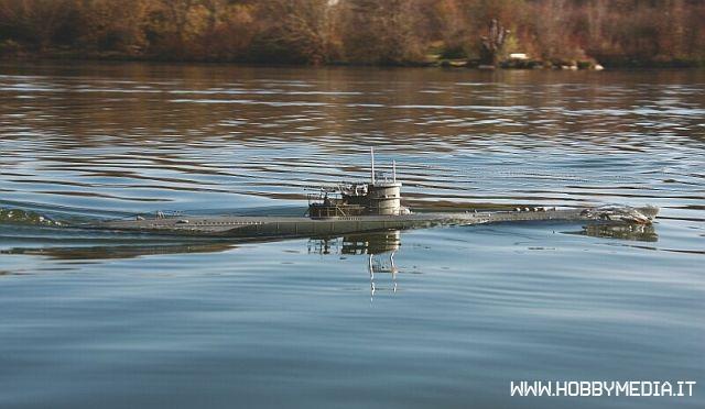 Graupner Type VII U boat (Almost ready to run.) Graupn10