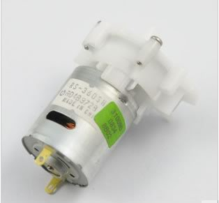 Nice small water pumps on ebay... Qq201210
