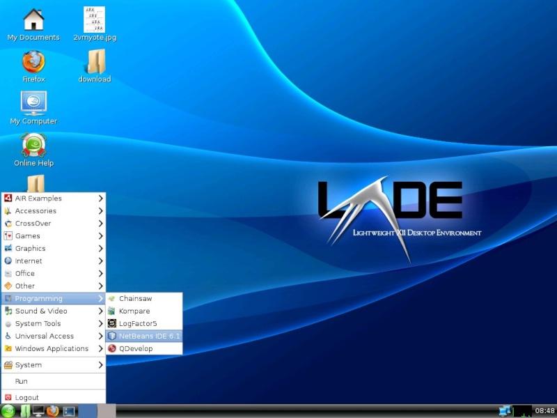 tuto installer lxde sur ubuntu Lxde10
