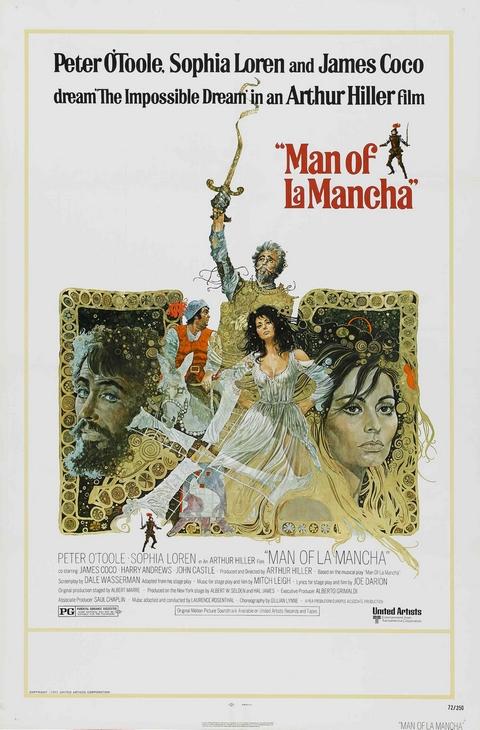 L'homme de la Mancha- Man of la Mancha-1972- Arthur Hiller L-homm10