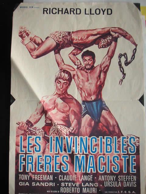Les Invincibles Frères Maciste-Gli invincibili fratelli Maciste- 1964- Roberto Mauri Les_in10