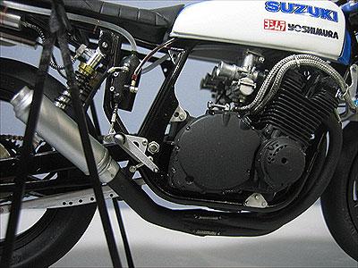 echappement suzuki gs1000s usine 1849111