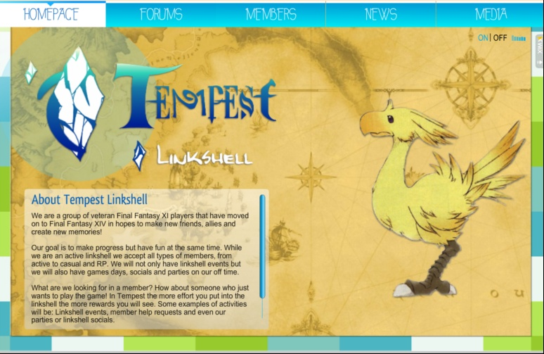 Tempest Linkshell Site Is Now Live Tempes13