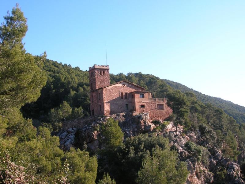 Salida Santa Perpètua- Castell de Guanta  Dscn3713