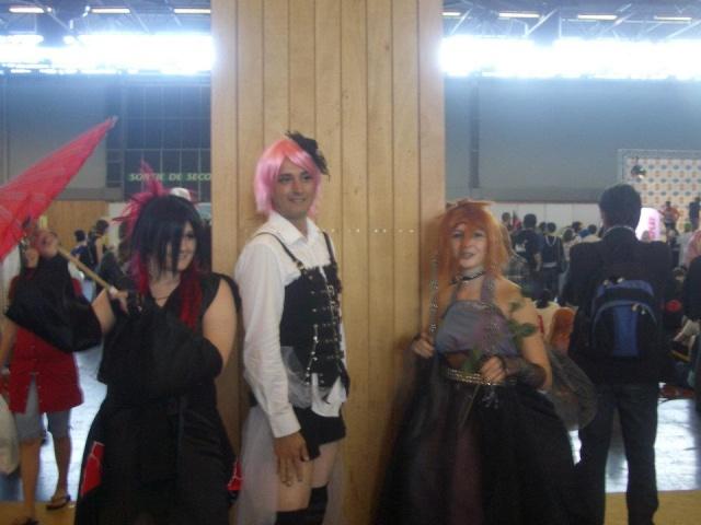 Les cosplays d'une accro x)  55394310