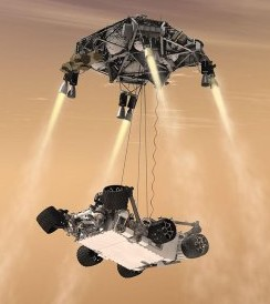 Robot Curiosity 57439410
