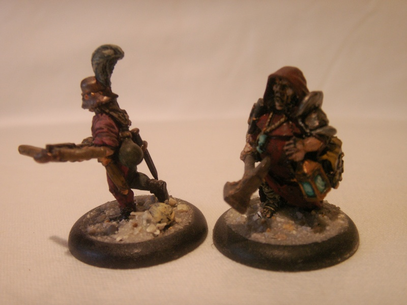 Bretonnian Battle Pilgrims Ben_1313