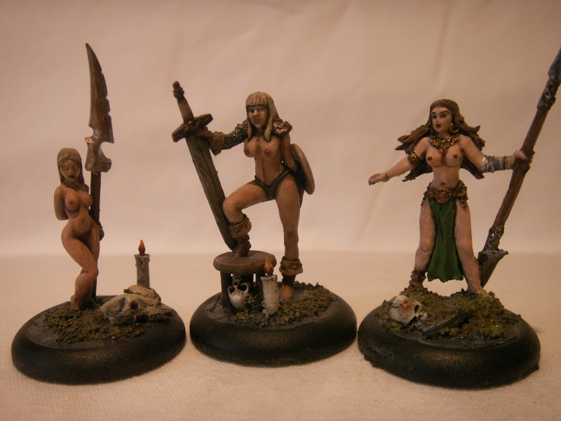 Amazon warband sold long ago, sad but true! Ben_1316