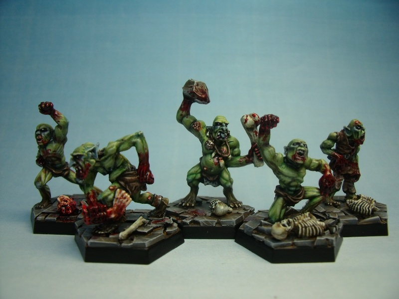 undead - Floedebolle´s Undead Warband GD Winner painted! Dscf1410