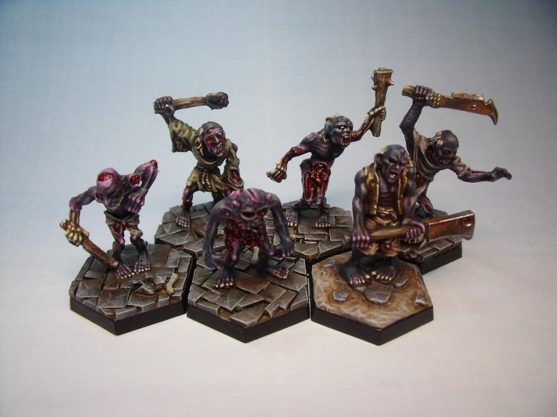undead - Floedebolle´s Undead Warband GD Winner painted! Dscf1411