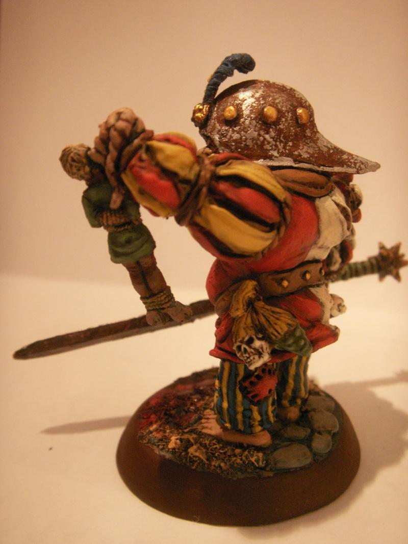 "Floedebolle proudly presents:"" Herr Totmacher, Imperial Ogre Pict0214"