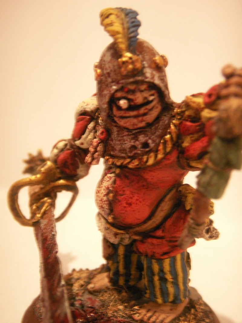 "Floedebolle proudly presents:"" Herr Totmacher, Imperial Ogre Pict0215"