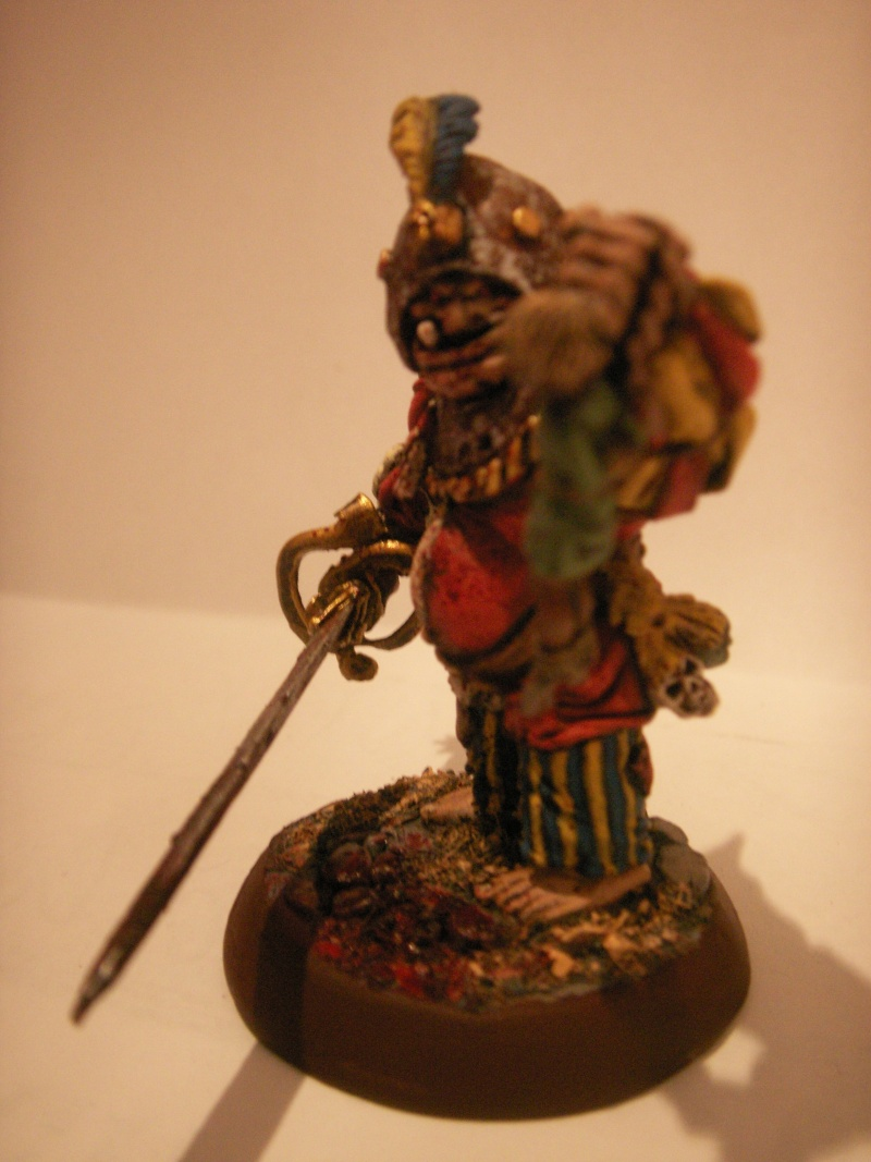 "Floedebolle proudly presents:"" Herr Totmacher, Imperial Ogre Pict0216"
