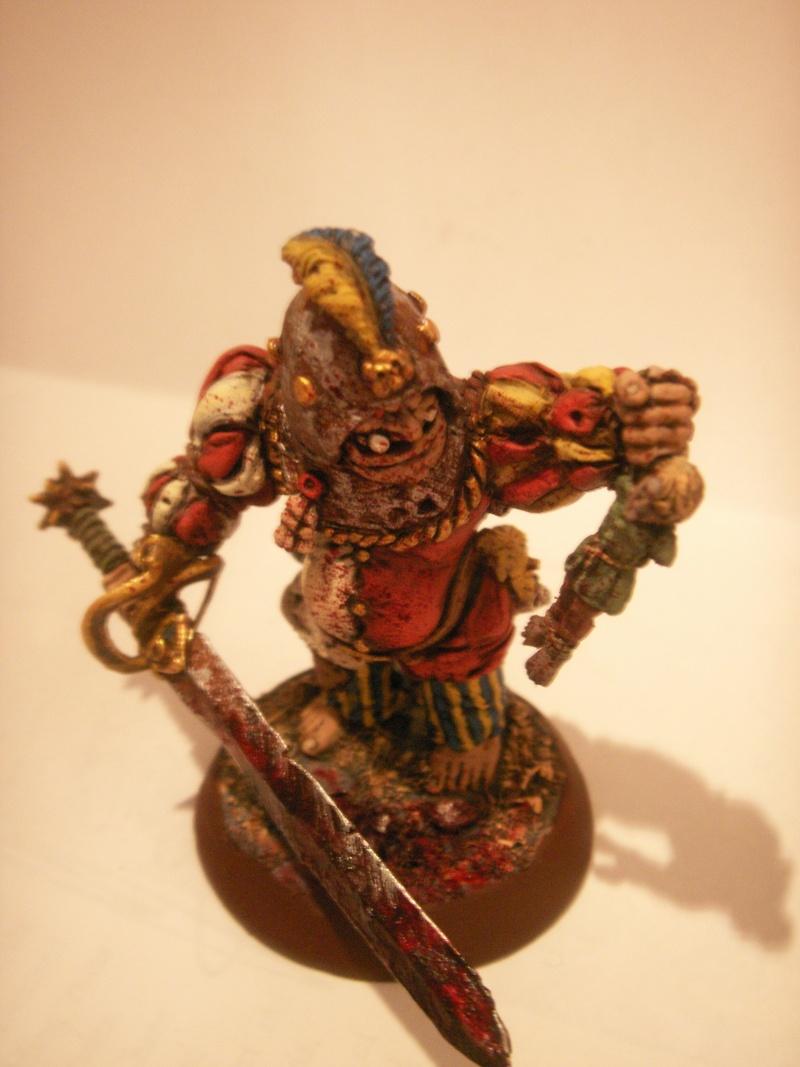 "Floedebolle proudly presents:"" Herr Totmacher, Imperial Ogre Pict0219"