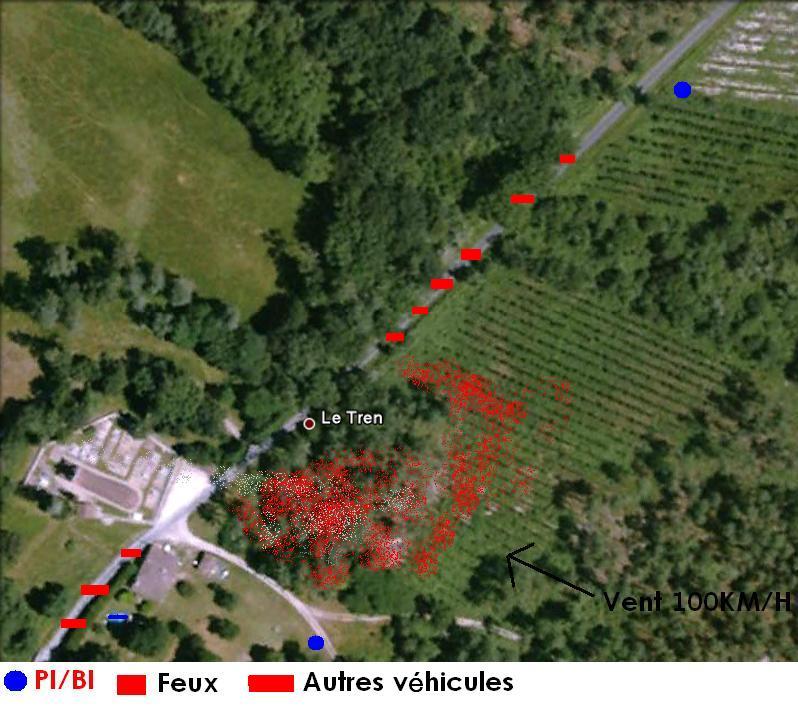 Intervention N°[013] Feu de végétaux ou Forêt-Casteljaloux Le_tre11