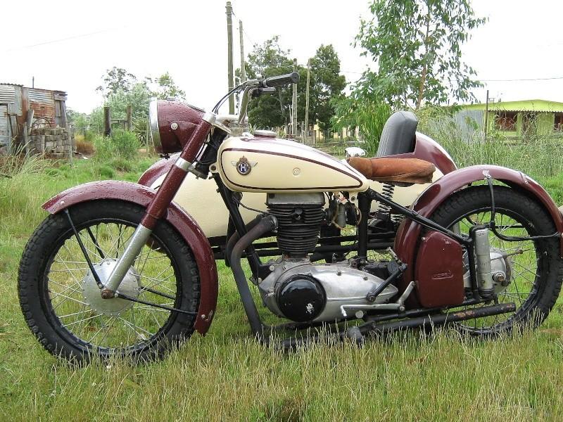Taller de restauración de motos clásicas y antiguas. Img05710