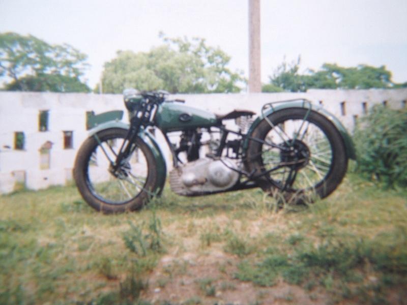 Taller de restauración de motos clásicas y antiguas. Nsu10