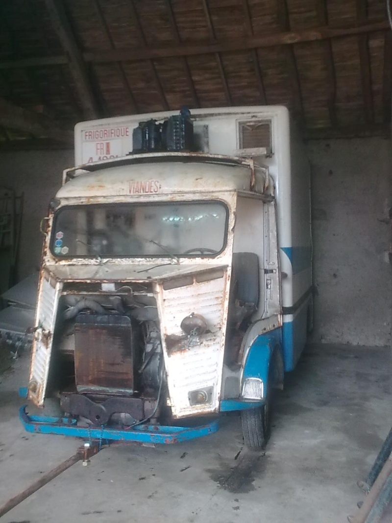 Présentation & Restauration : hw frigo 18082010