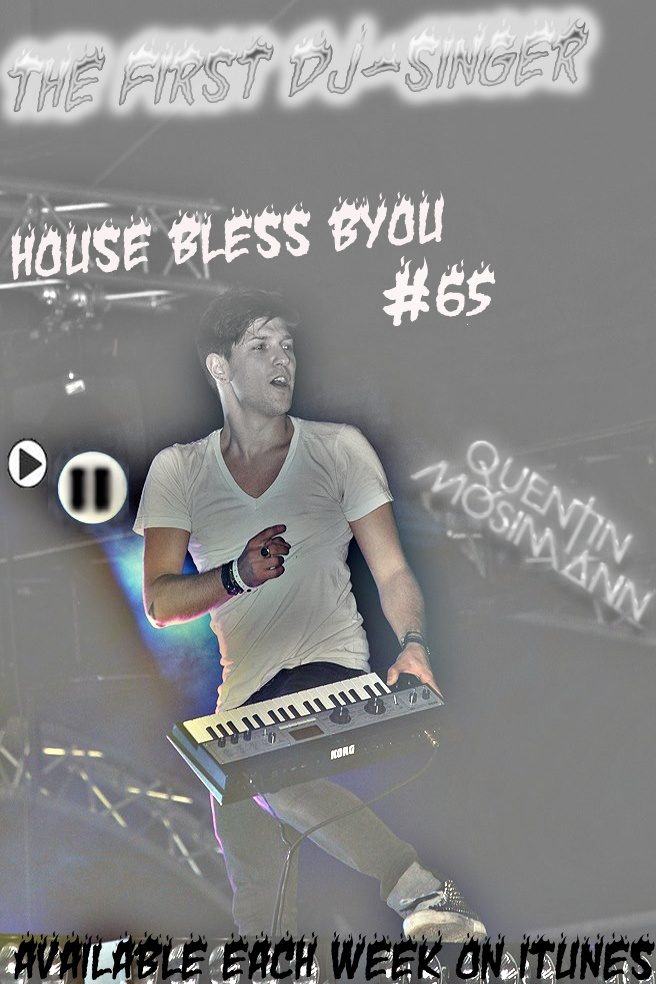 """Podcast """"House Bless You"""" #65 65hby10"""
