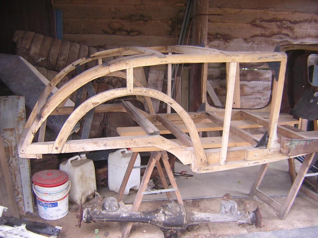 structure bois  Roadst12