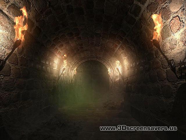 Тунелът към тъмницата Dungeo11