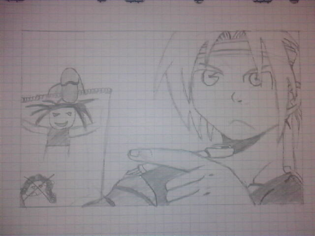 gallerie de dessins ==>manga-lover 04191010