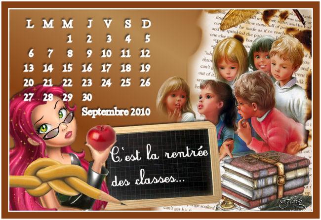 """vote """"défis calendrier Septembre 2010"""" [ fin le  20 aout 2010] Calend11"""