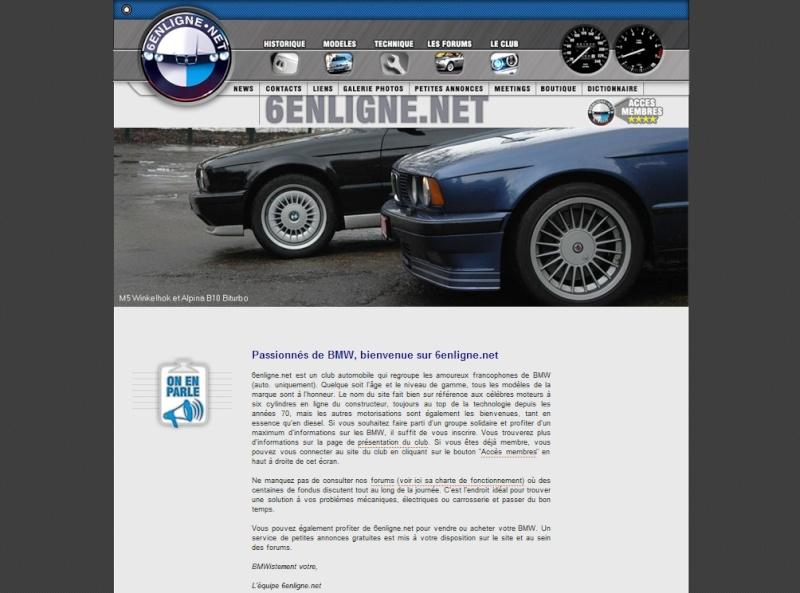 Site indispensable pour les amateurs de BMW Bmw_si10