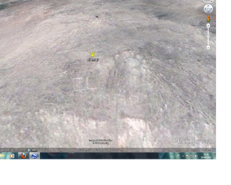 """Geoglyphe anachronique ? """"El Mar"""", Mont Cerro Pintados, Tarapacá - Chili El_mar10"""
