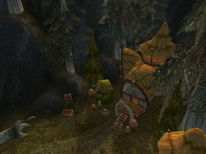 """Matinée au """"Village des Trolls Danseurs"""" 1210"""