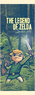 """"""" Galerie de Robin """" - Page 4 Zelda_11"""
