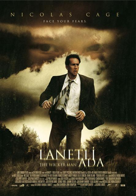 Lanetli Ada - The Wicker Man [2006] 111