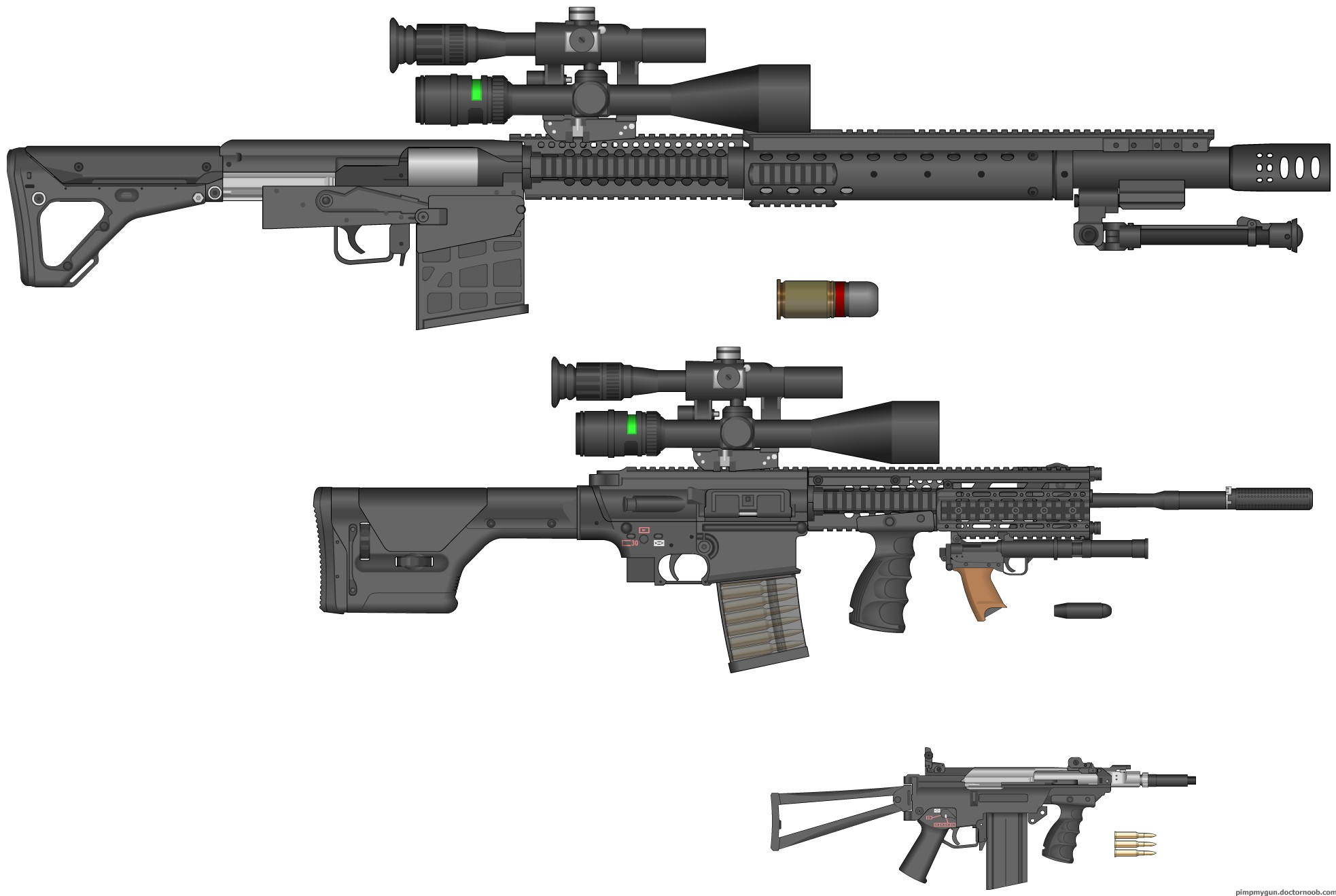 Guns Delux Harcon10