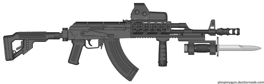 Guns Delux Infant10